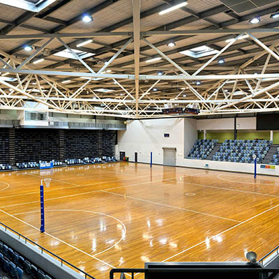 Netball and Multipurpose Sports Flooring at State Netball and Hockey Centre